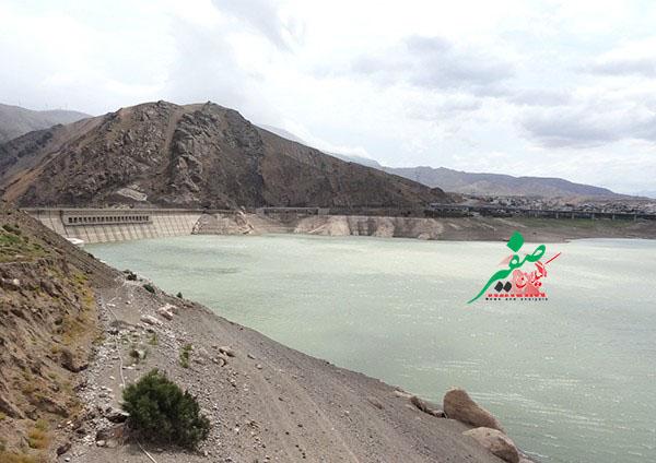 تأمین ۱۱۰ میلیون متر مکعب آب شرب استان گیلان از سد شهر بیجار