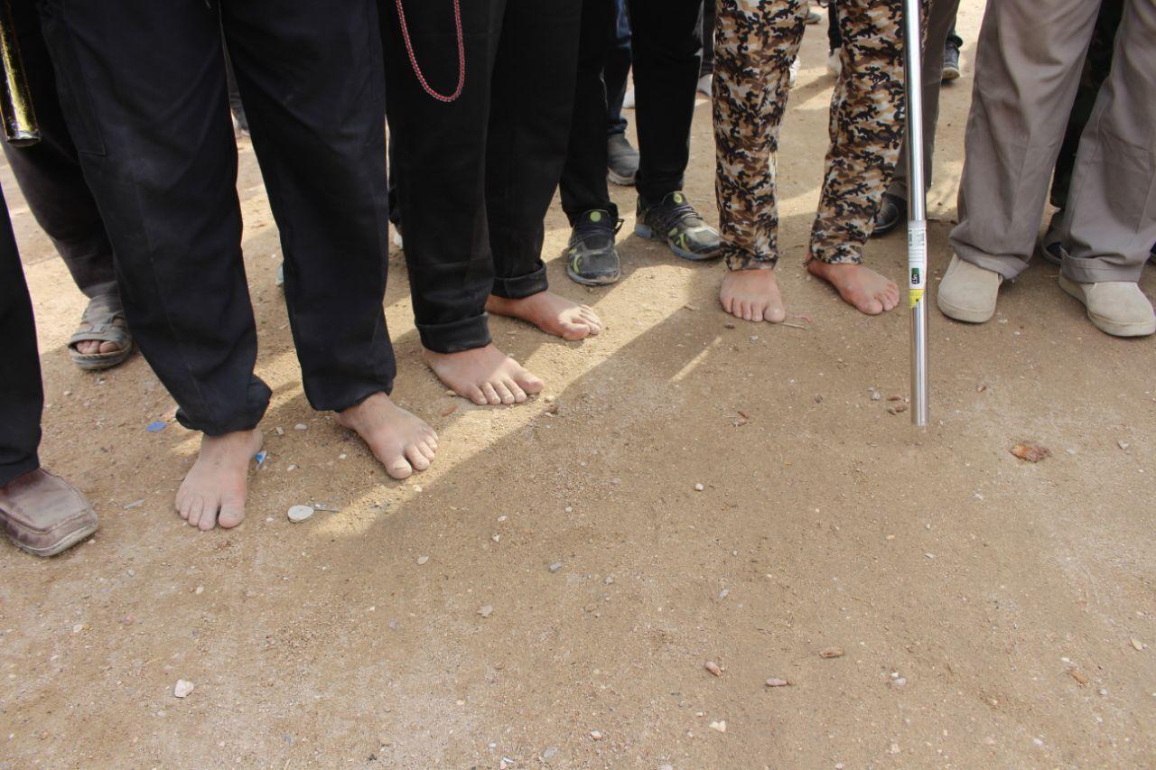 مرز استارا میزبان پای زائر خارجی اربعین حسینی  در راه رسیدن به کربلای معلی شد