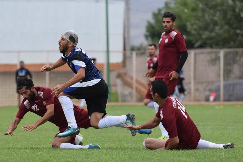برتری اکسین البرز مقابل تیم ملوان بندرانزلی با نتیجه یک بر صفر