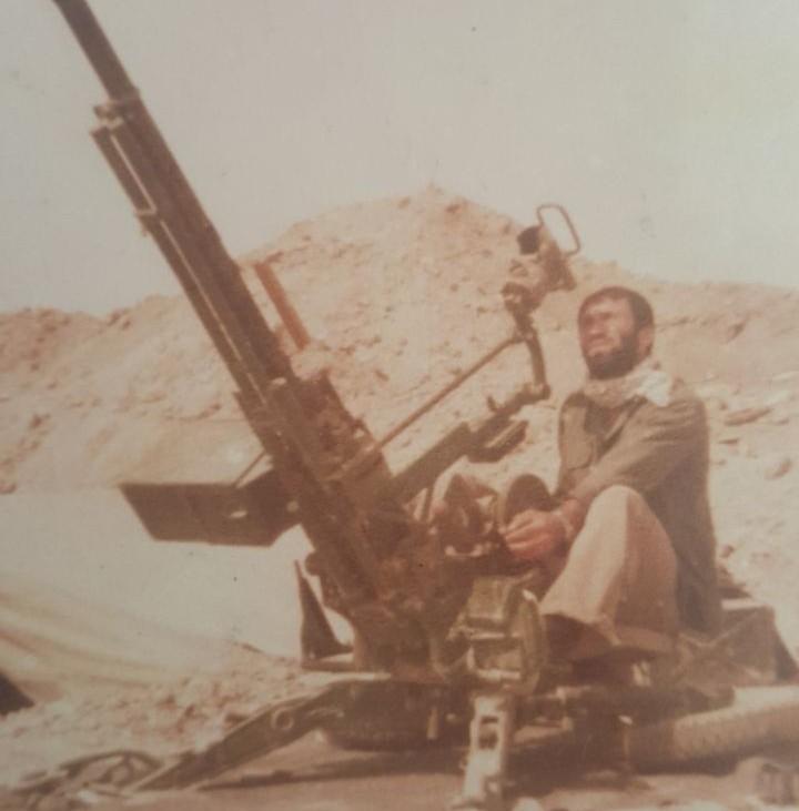 رونمایی از یک تانک جنگی در میدان شهر مجسمه ها به نام سردار شهید علی فرجود
