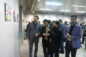 نمایشگاه هنری فجر رشت