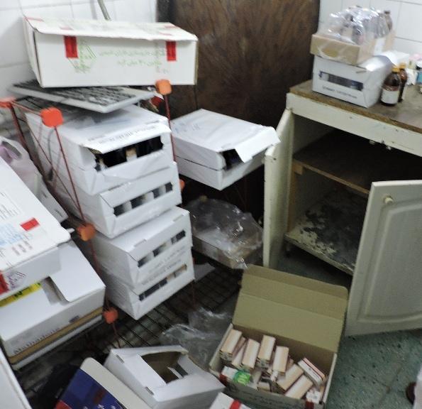 کشف بیش از ۱۳ هزار داروی غیرمجاز ترک اعتیاد در فومن