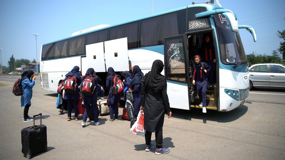 آغاز رقابت های ورزشی دانش آموزان دختر کشور در گیلان