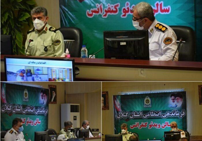 کاهش ۱۹ درصدی تصادفات منجر به فوت گیلان | آمادگی پلیس برای تامین امنیت مراسم عزاداری حسینی
