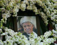 گزارش تصویری مراسم یادبود آیت الله هاشمی رفسنجانی در مصلی رشت