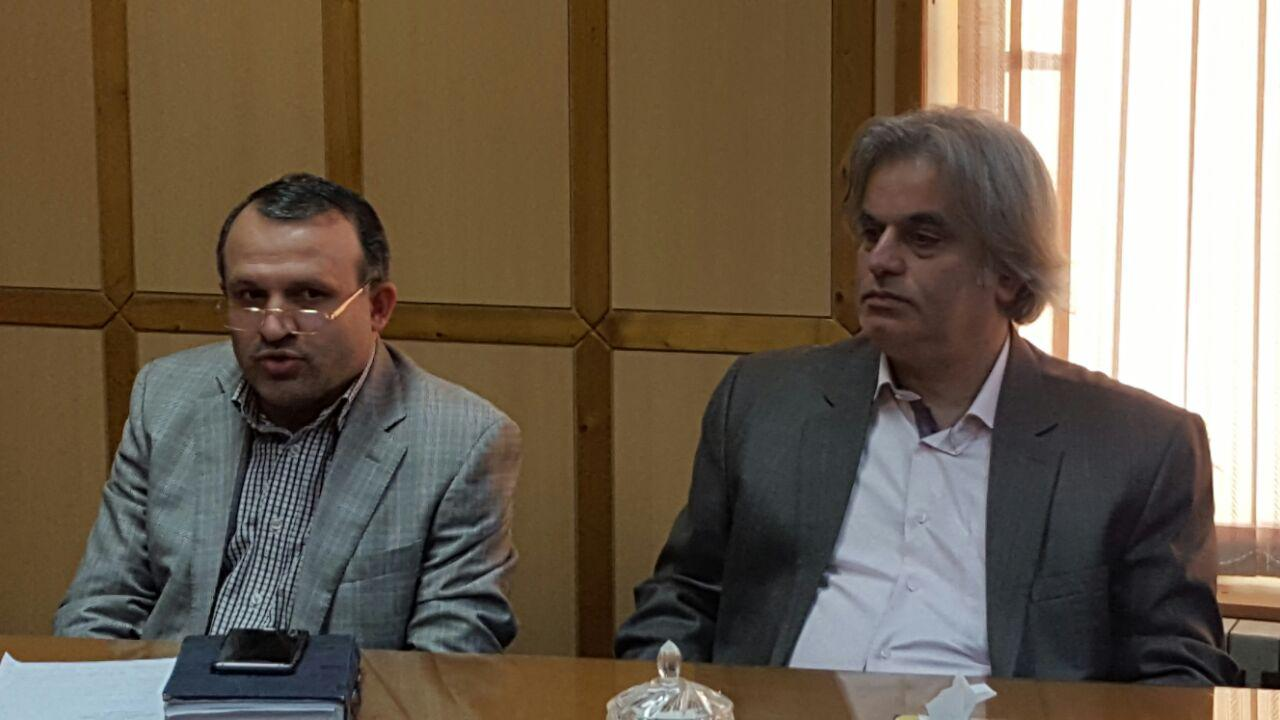 دکتر نجم الدین فرهمند رییس بیمارستان امام حسن مجتبی(ع) فومن شد