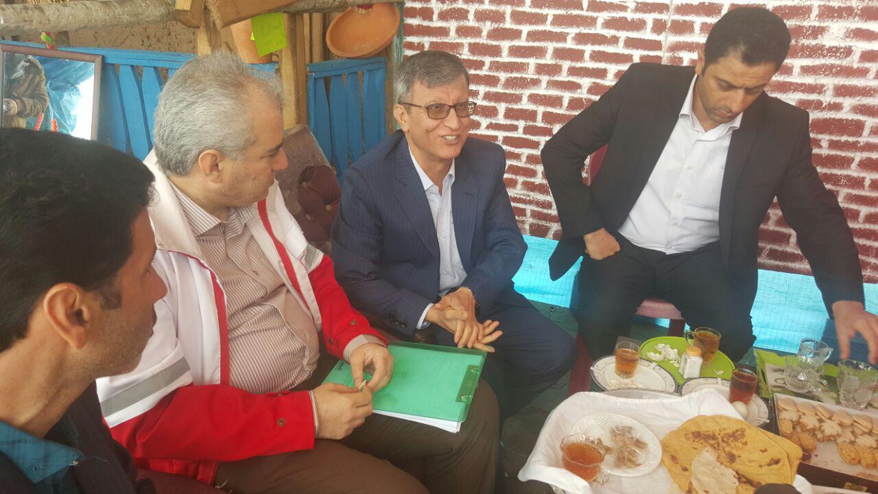 فرماندار املش از دفاتر ثبت نام از داوطلبین و نامزدهای پنجمین دوره شوراهای اسلامی شهر و روستا بازدید کرد