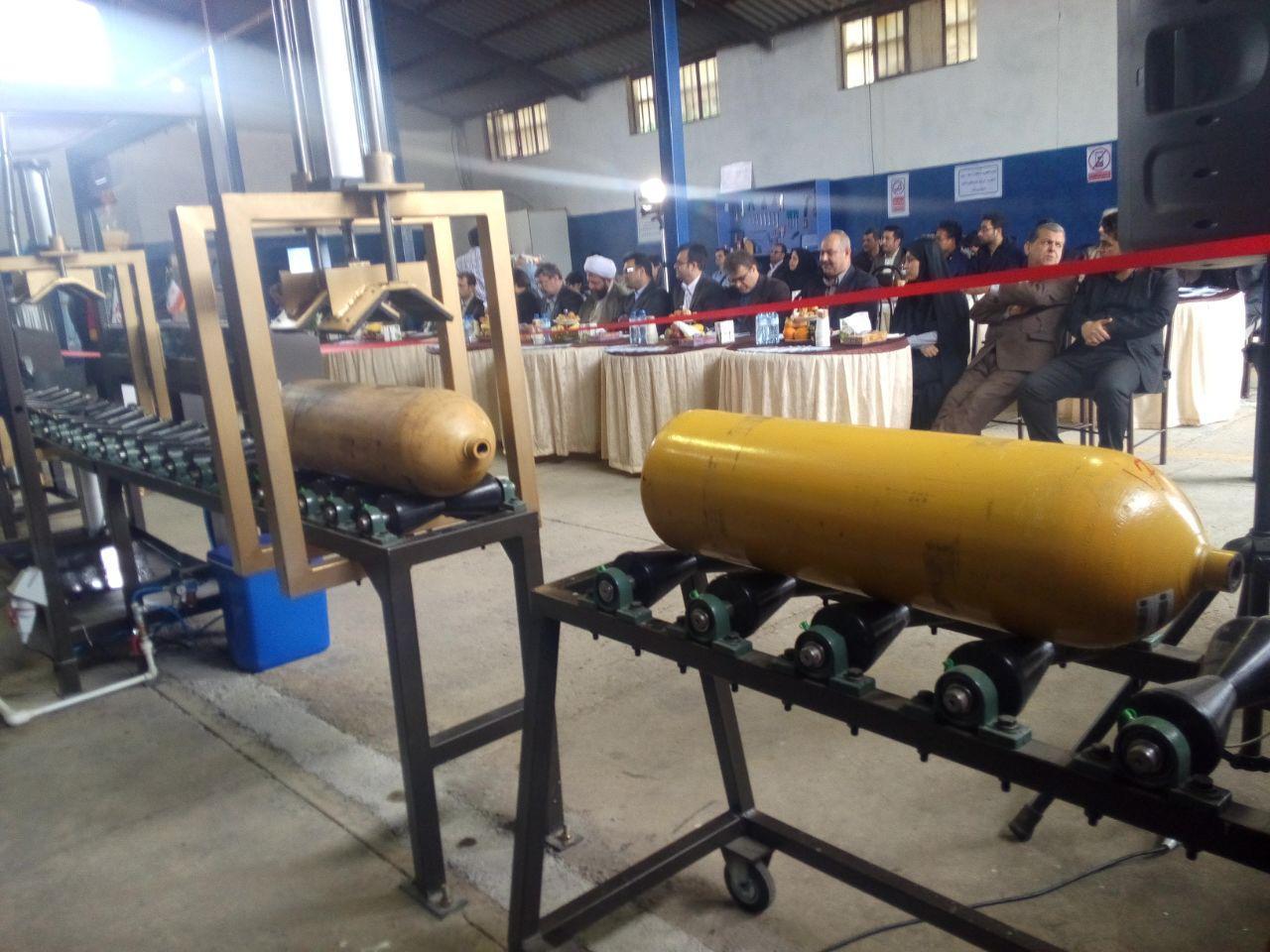 افتتاح اولین مرکز خدمات فنی و بازرسی خودروهای دوگانه سوز گیلان درشفت