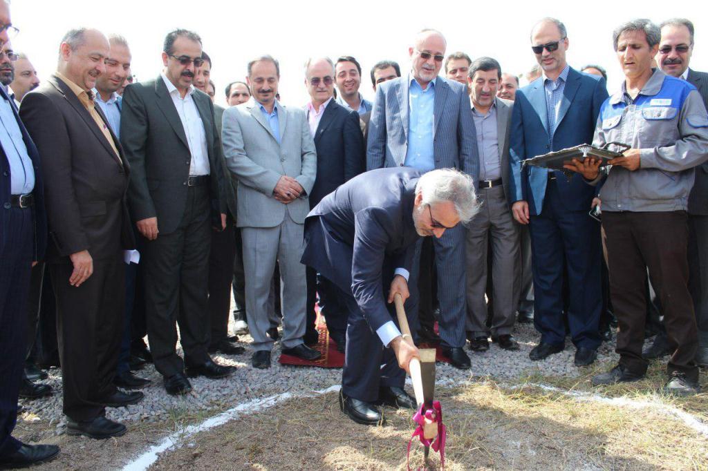 آغاز عملیات اجرایی احداث فاز۳ کارخانه تولید ورق آلومینیومی با سرمایه گذاری ۶۶۰ملیارد تومانی