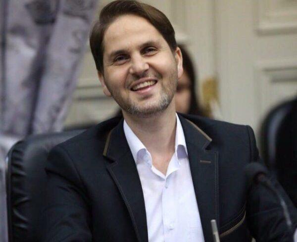 امیر حسین علوی با ۹ رای اعضای شورا، شهردار رشت شد