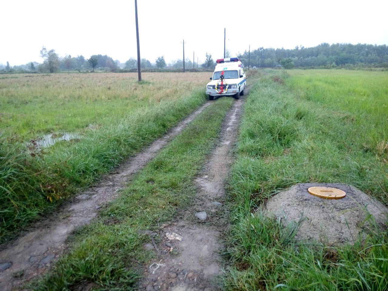 راننده متواری عامل مرگ یک مادر،در مسیر جاده فومن به ازبر شد