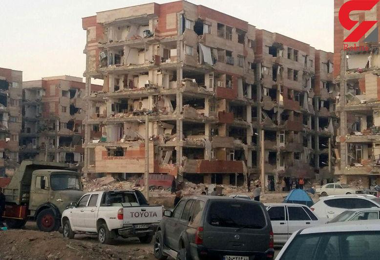 وقوع زلزله ۷.۲ ریشتری شبگذشته در مرز ایران و عراق، تاکنون ۲۰۷ کشته بجا گذاشت