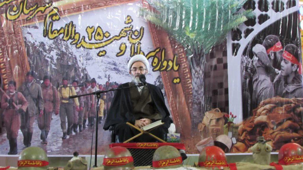 انقلاب اسلامی طلسم سطلهطلبی قدرتهای استکباری را شکست/ گذاشتن کلاه بر سر مردم توسط امریکا با روش برجام