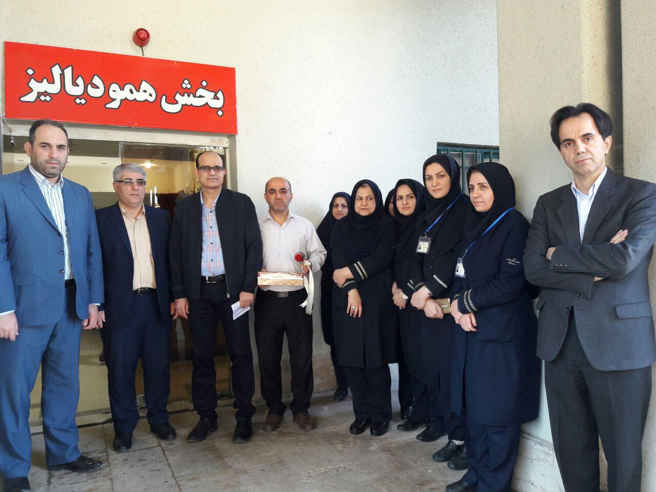 بزودی بخش رادیولوژی بیمارستان امام حسن مجتبی (ع) بصورت دیجیتال راه اندازی می شود
