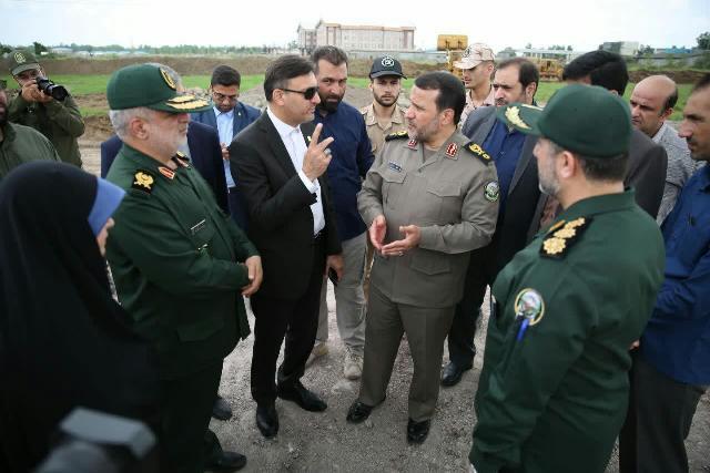 اعلام آمادگی شهرداری رشت برای مساعدت در ساخت مرکز فرهنگی و موزه دفاع مقدس رشت