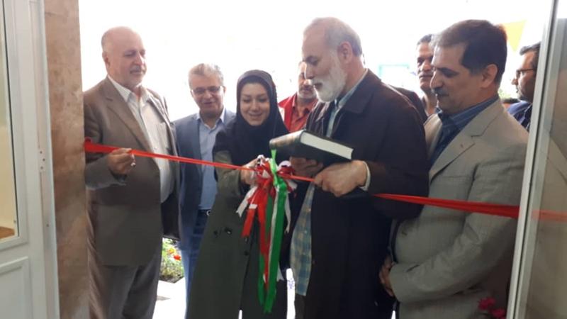 مرکز خدمات جامع شهری غازیان انزلی افتتاح شد