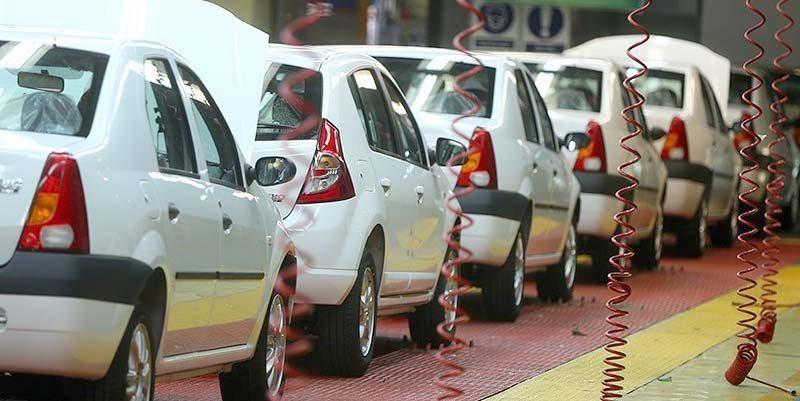 افزایش قیمت خودروهای داخلی/جدول