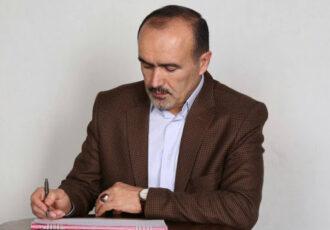 پیام تبریک رفیعی پور چیرانی به مناسبت سال نو
